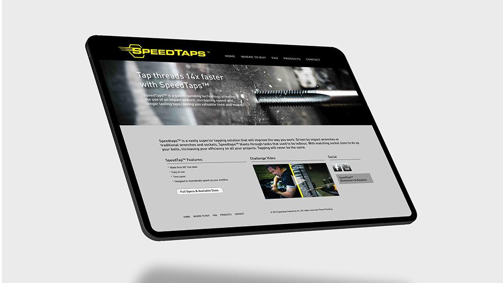 speedtaps website